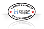 Service Magic Screened and Approved Service Professional