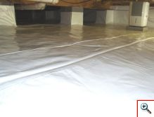 Sealed and Conditioned Crawl Spaces